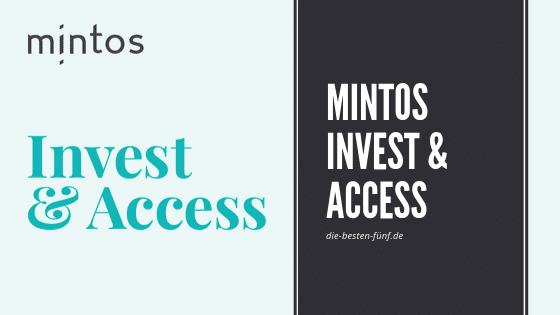 Mintos Invest & Access Erfahrungen 2020