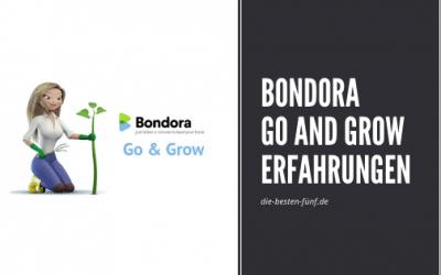 Bondora Go and Grow Erfahrungen 2019