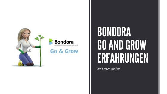 Bondora Go and Grow Erfahrungen 2020