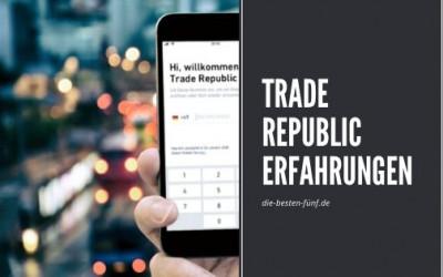 Trade Republic Erfahrungen 2020